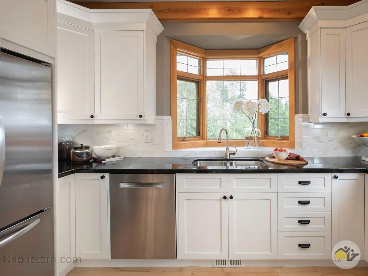 طراحی آشپزخانه مدرن