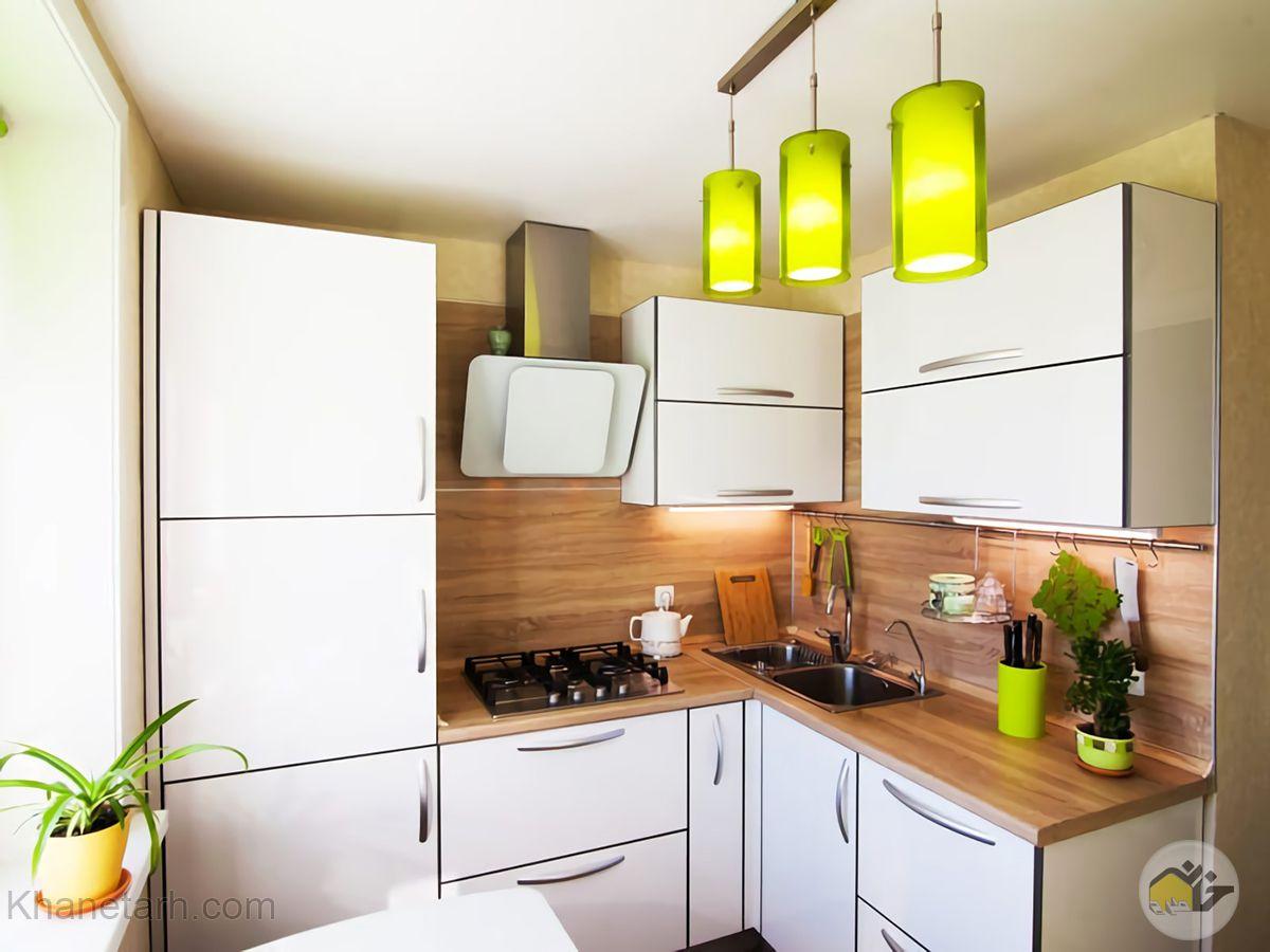 دکور آشپزخانه ساده