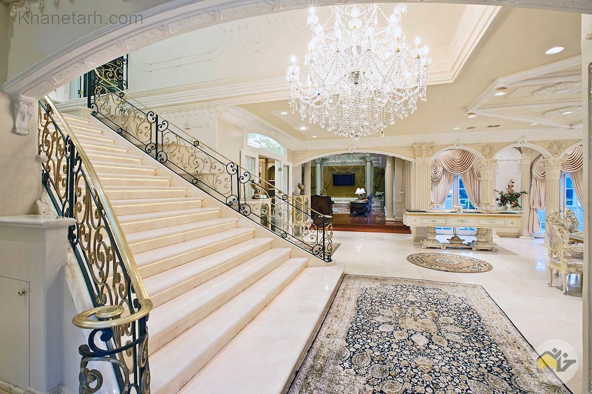 خانه های دوبلکس ایرانی