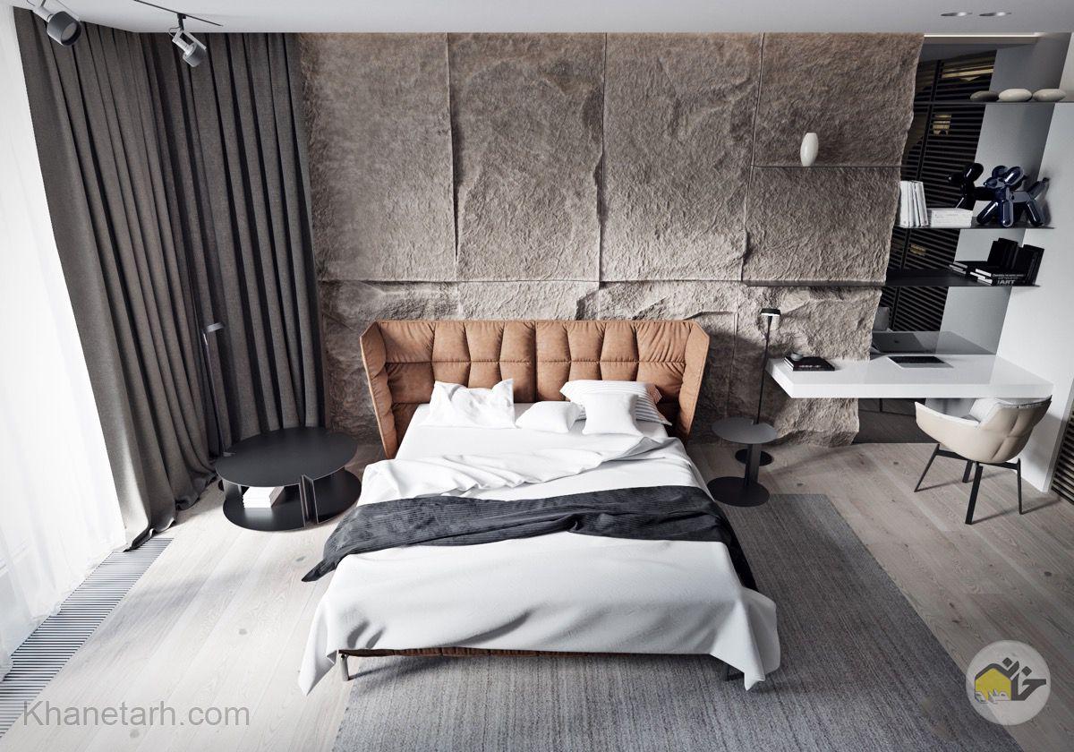 مدل اتاق خواب لاکچری
