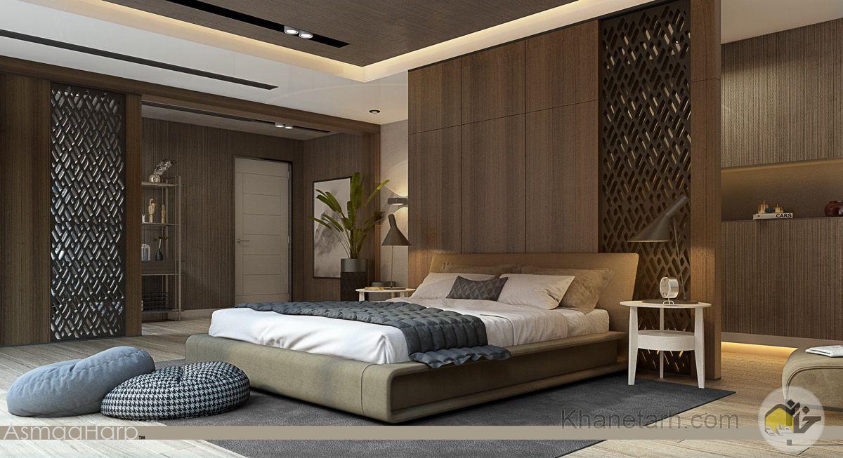 عکس اتاق خواب لوکس