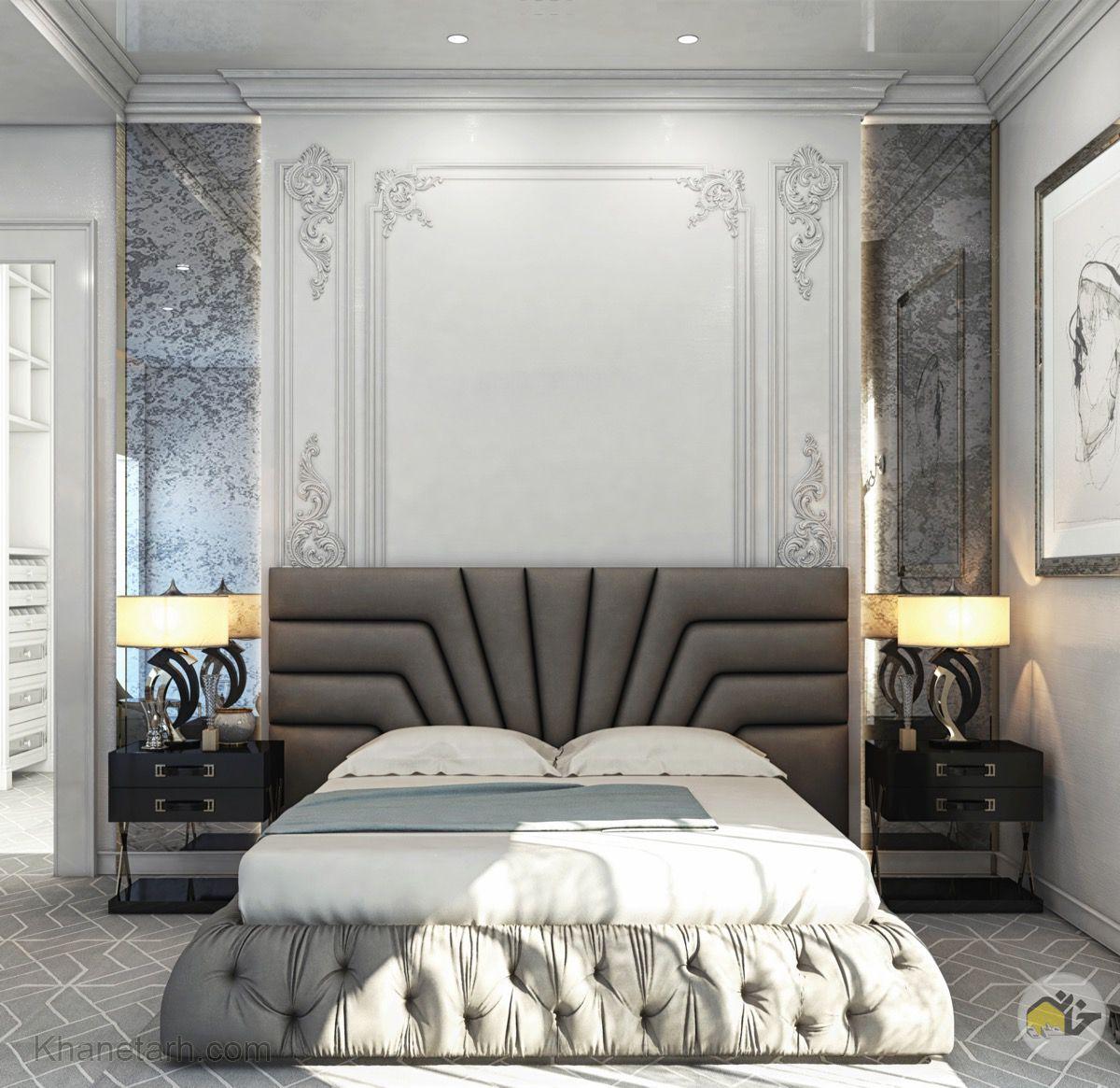 اتاق خواب لوکس
