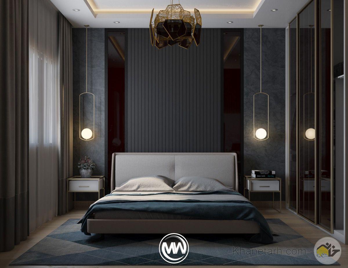 عکس اتاق خواب مدرن