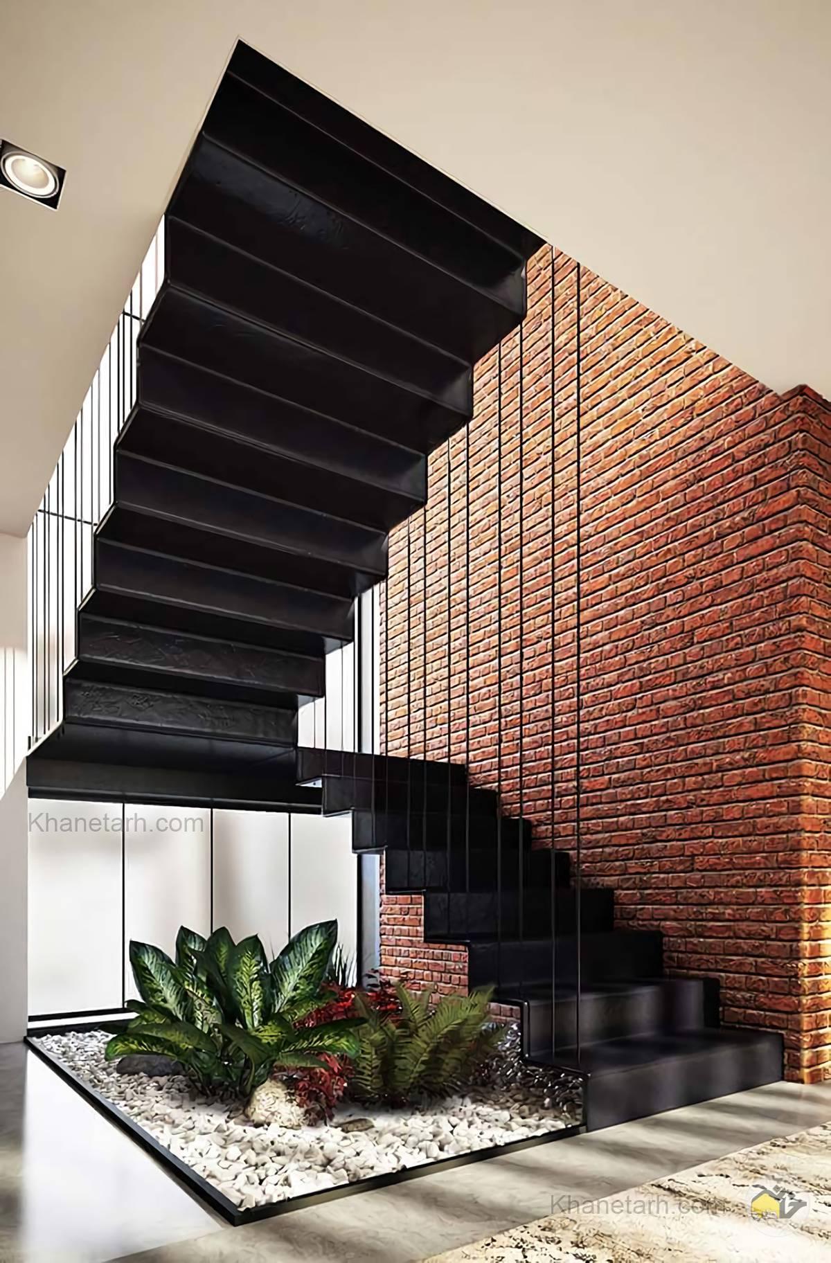 طراحی زیر راه پله