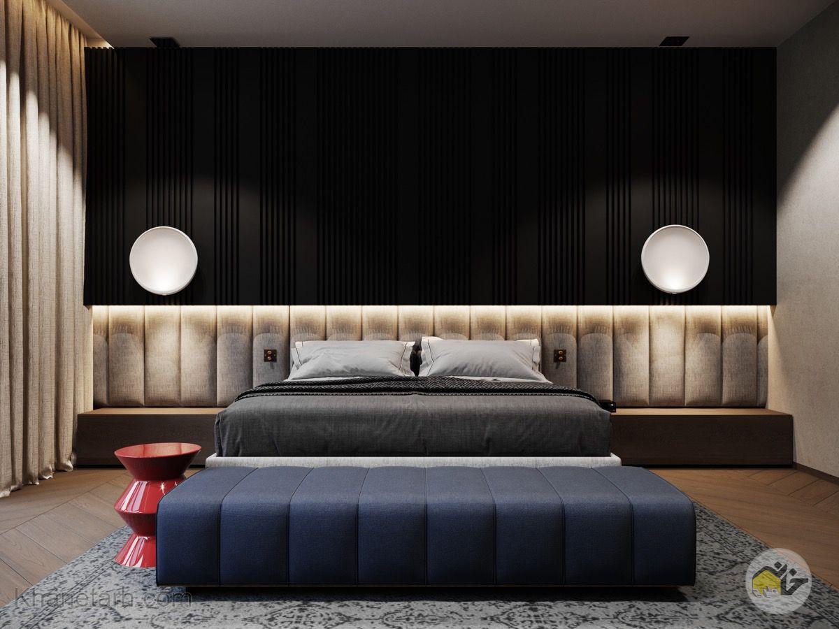 اتاق خواب شیک