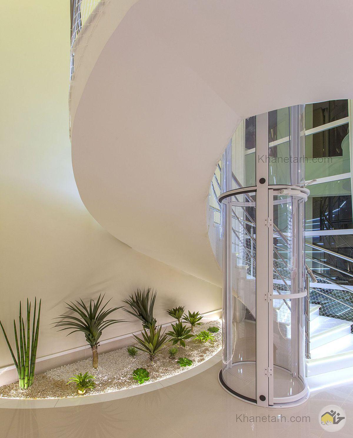 فضای زیر پله دوبلکس
