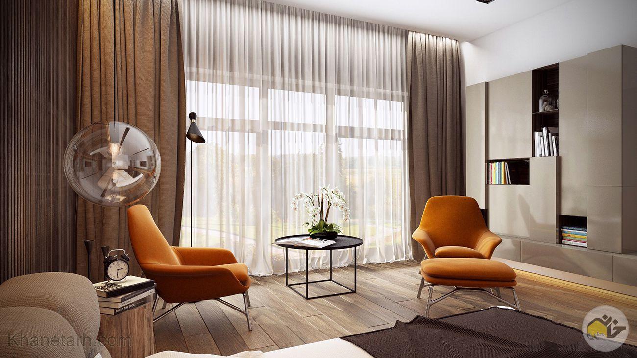 دیزاین خانه های مدرن