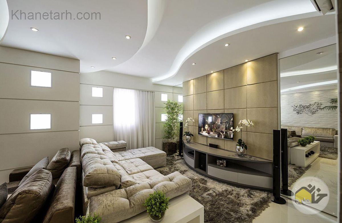 طرح داخلی خانه