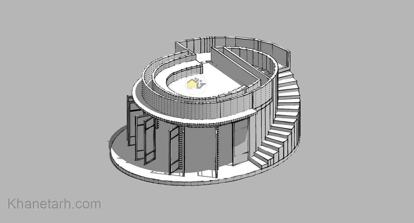 طراحی آلاچیق مدرن