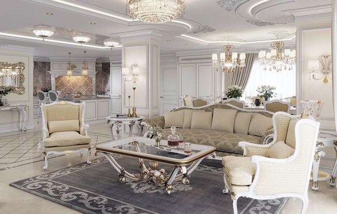 دکوراسیون منزل کلاسیک